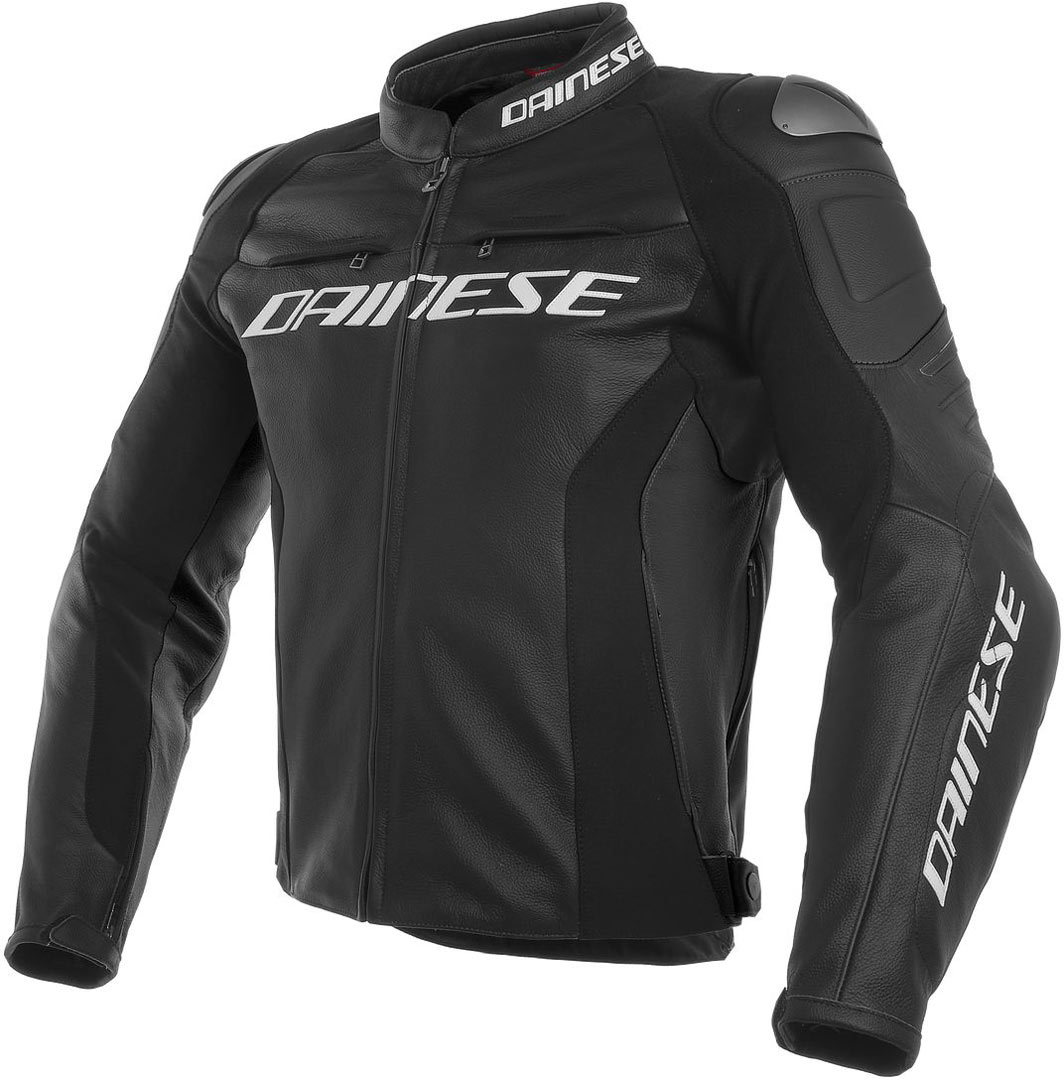 Giacca Pelle Dainese Racing 3 nero - Due Ruote dba7e529be7