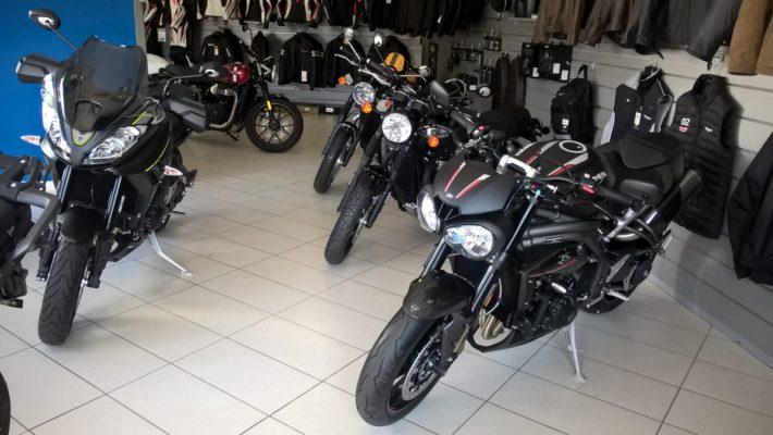 Triumph Moto Cremona